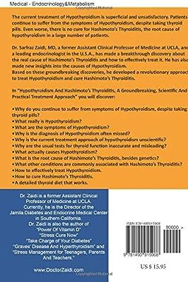 Hypothyroidism and Hashimoto's Thyroiditis: A Groundbreaking