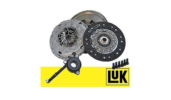 Kit Embrague + Volante Luk Audi A3 VW Golf 2.0 Tdi 140 CV BKD 600001700: Amazon.es: Coche y moto