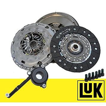 Flywheel Clutch Kit + DMF Luk 600 0017 00