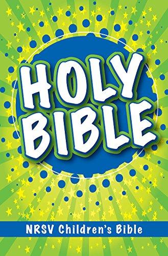 NRSV Children's Bible Hardcover from Abingdon Press