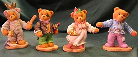 Cherished Teddies Nutcracker Suite Collector s Set 272388