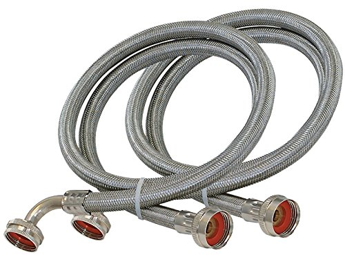 Washing Mach Hose - Eastman Outdoors Hose Washing Mach Ss Elbow 5ft
