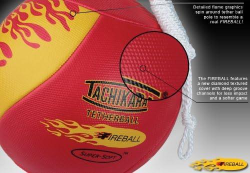 Tachikara Fireball Textured Tetherball