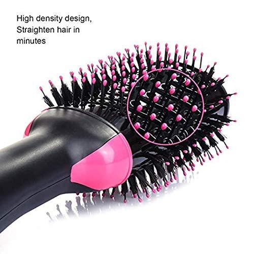 Ecardy Hair Dryer Brush – Round Brush Hair Dryer and Volumizer – Ionic Blow Rotating Dryer Air Brush in One – Hair Dryer Brush for Short Hair Straightener