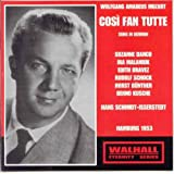 Mozart - Cosi Fan Tutte (Hamburg 1953/ Schmidt-Isserstedt)