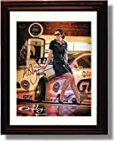 Framed Dale Jarrett Autograph Replica Print