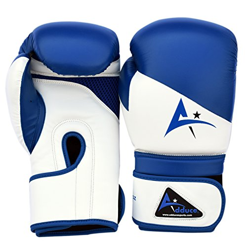 (Maya Hide Leather) All-Round Boxing Gloves Kick Boxing, Muay Thai Training Gloves, Sparring punching Bag Mitts