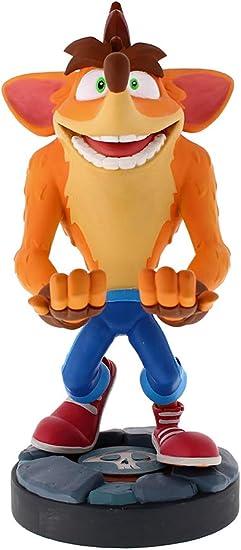 Cable Guy New Crash Bandicoot Voor Controller Smartphone Of Wumpa Fruit Edition Duitsland Amazon Nl