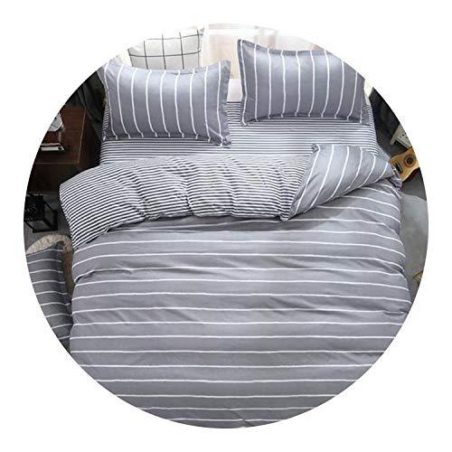 Luxury Comforter Set Queen King Duvet Cover Sets,as picture15,Single 3pcs