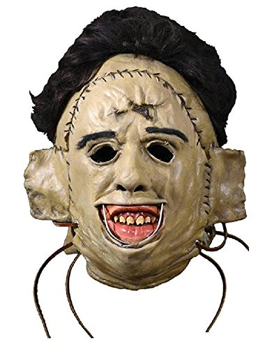 The Texas Chainsaw Massacre - Leatherface 1974 Killing Mask (Chainsaw Massacre Halloween Costume)