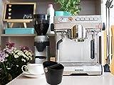 HOMEE Coffee Knock Box, 4.8in Barista Style