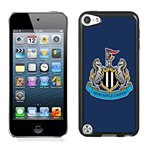 Unique DIY Designed Case For iPod Touch 5 5th With Soccer Club New Castle United 08 Football Logo Phone Case