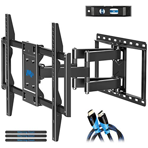 Mounting Dream Full Motion TV Wall Mount Full Motion TV Mount
