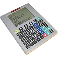 Low Vision Scientific Calculator