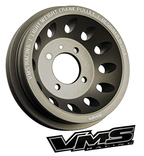 GM OEM-Engine Crankshaft Crank Pulley 10085754