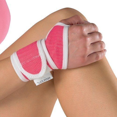 Vulkan New 4001 Pink Wrist Sport / Injury Support Womens One Size by Vulkan