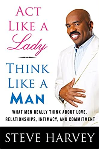 A Think Lady But Like Like Man Act Book A