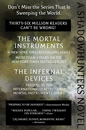 Clockwork Prince (2) (The Infernal Devices) 5