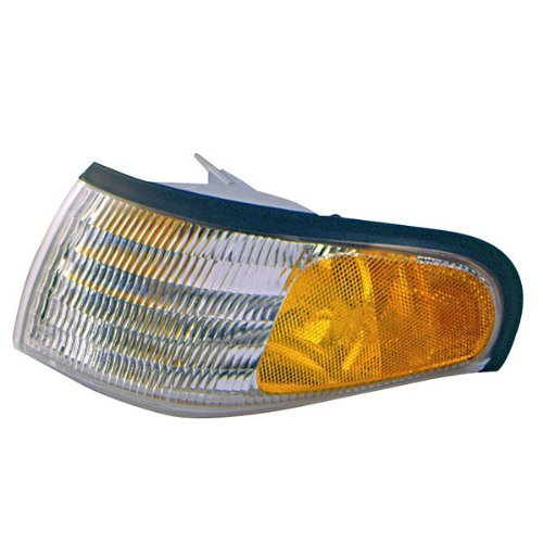 (1994-1998 Ford Mustang Corner Park Light Turn Signal Marker Lamp Left Driver Side (1994 94 1995 95 1996 96 1997 97 1998 98) )