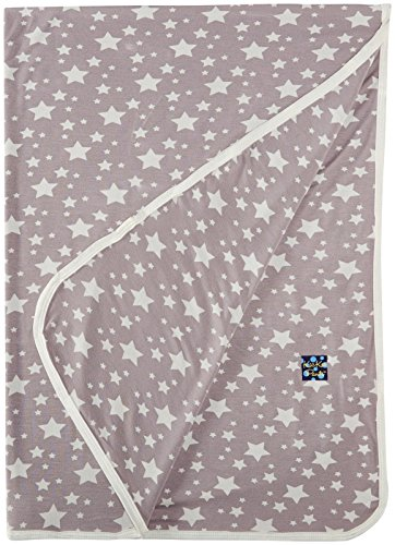 KicKee Pants Swaddling Blanket, Feather Stars