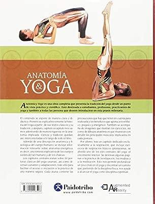 Anatomía & yoga: Amazon.es: Mireia Patiño Coll: Libros