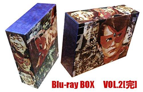 仮面の忍者 赤影 Blu‐ray BOX VOL.2<完> (初回生産限定) [Blu-ray] B00OSX2DTQ