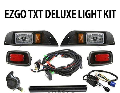 Golf Clubs & Equipment EZGO TXT Golf Cart DELUXE Street Legal Light Kit Plug & Go Lights