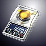 Bolayu 0.001g~50g Pocket Digital Electronic Scale Diamond Gold Jewelry Weig ....