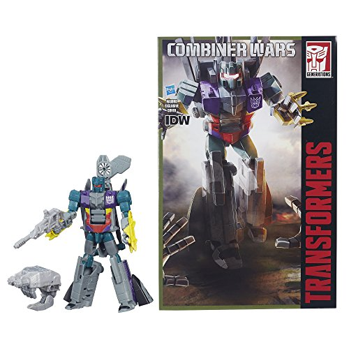 Transformers Generations Combiner Wars Deluxe Class Decepticon Vortex(Discontinued by manufacturer)