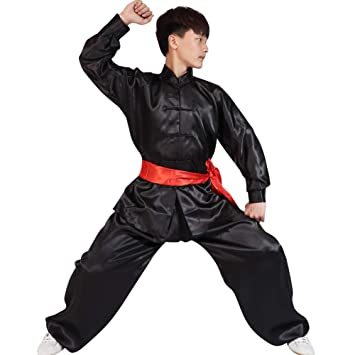 Dintang Tai Chi Ropa Poliéster Artes Marciales Ropa Rendimiento ...