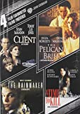 4 Film Favorites John Grisham (Bilingual)