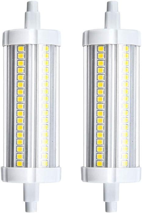 R7S LED 118Mm Dimmerabile 20W Lampadina A Doppio Effetto