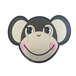 Import Mountain Monkey Earring Holder