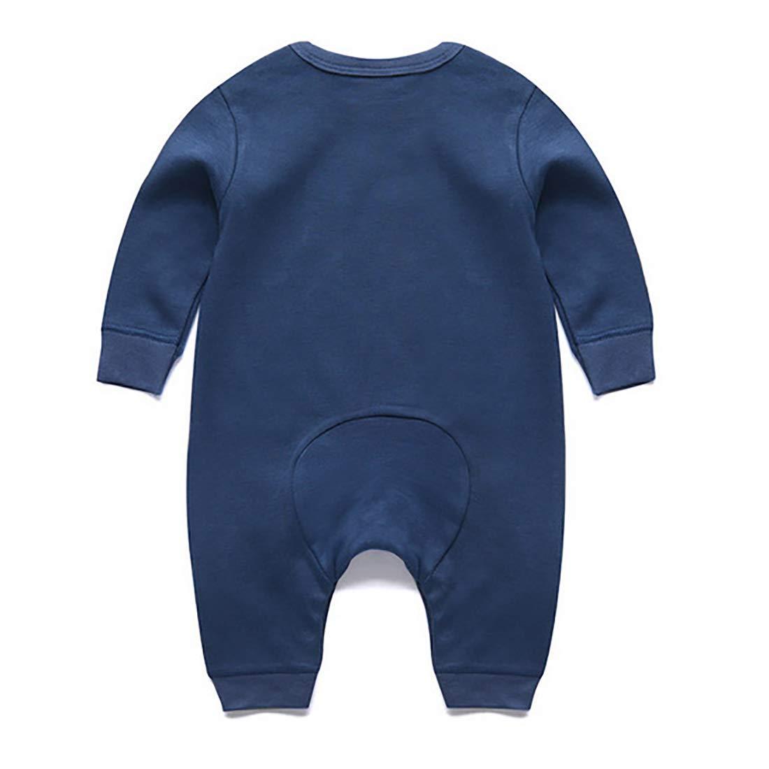 lang/ärmlig 3-24 Monate PAUBOLI Baby-Strampler B/är