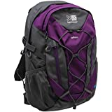 Karrimor Urban Rucksack Backpack Purple/Grey 30 Litre