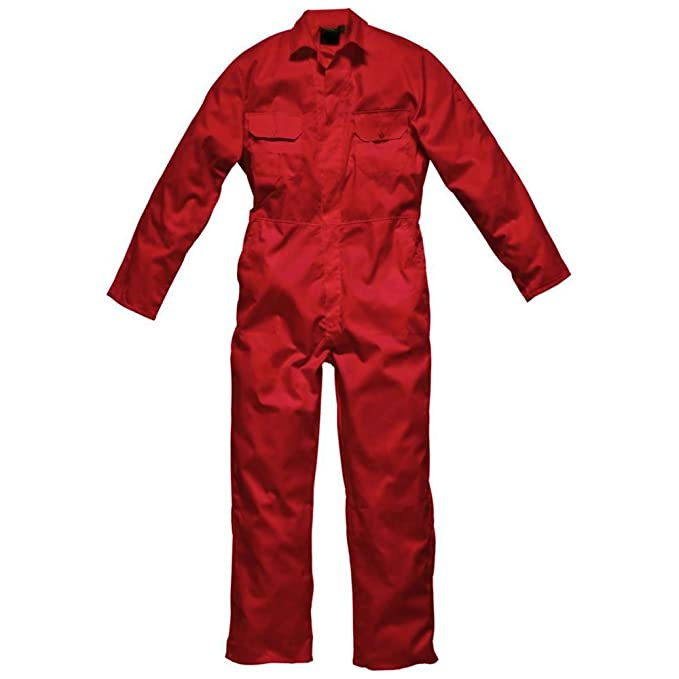 20e63c52d0ac sale retailer 8a8dd ab2a6 polyester overall red baby overalls with ...