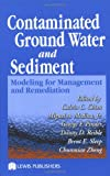 img - for Contaminated Ground Water and Sediment: Modeling for Management and Remediation book / textbook / text book