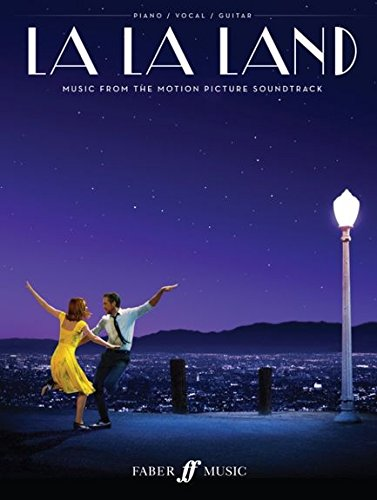 LA LA LAND – Partituras para piano de las canciones má
