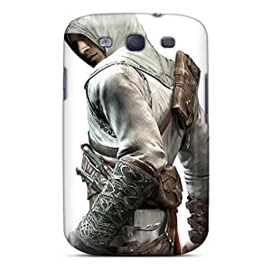 For Galaxy Case, High Quality Assasins Creed For Galaxy S3 Cover Cases