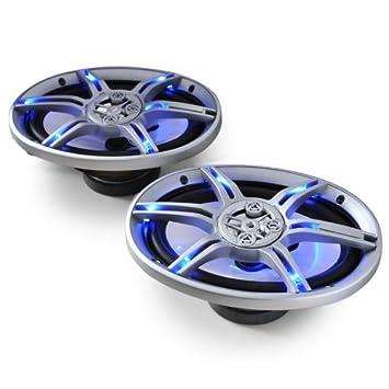 /• 90 dB /• 2 x 800 W max /• 2 x 400 W RMS /• LED-Lichteffekt /• Plexiglas-Scheibe /• inkl Kabel /• schwarz 12 auna C8-Sub-2x12-LED /• Subwoofer /• Doppel-Subwoofer /• Car-HiFi-Doppel-Subwoofer /• 30 cm