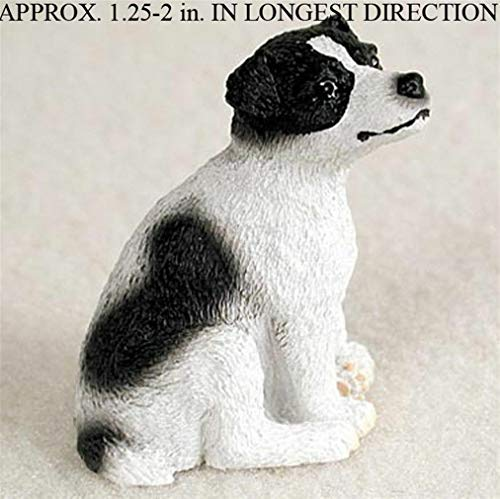 Ky & Co YesKela Jack Russell Terrier Mini Hand Painted -