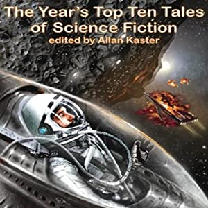 The Year's Top Ten Tales of Science Fiction Audiobook