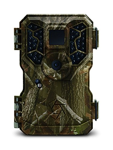 GSM Outdoors STC-PX36NG Stealth Cam 8 MegapixelVideo Recording 15 seconds36 No GLO IR Emitters Digital Scouting Camera