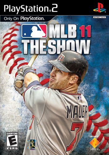 MLB 11 The Show - PlayStation 2 (Game Sony Ps2)