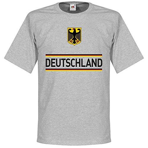 Deutschland Team T-Shirt - grau
