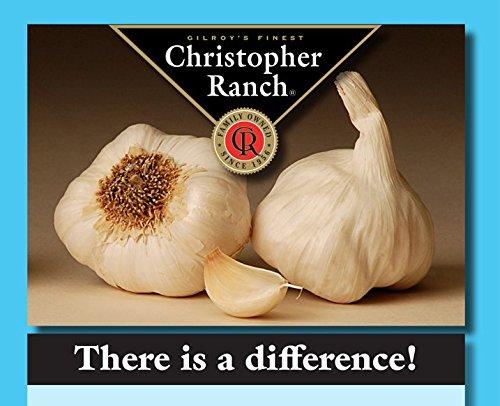 Gilroy's Christopher Ranch Finest Fresh Garlic - 4 oz - 5 BULBS