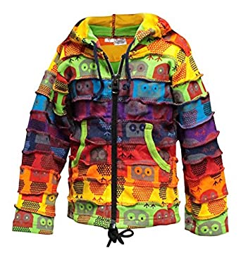 Amazon.com: Shopoholic Fashion Children Pixie Colorful ...