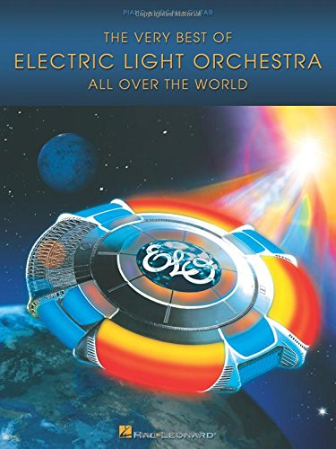 The Very Best of Electric Light Orchestra - All Over the - Electric Hal Sheet Music Leonard