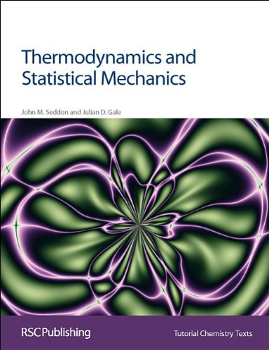 Thermodynamics and Statistical Mechanics (Basic Concepts In Chemistry)