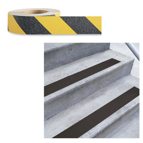 Low Vision Anti-Slip Tape- Yellow and Black by MaxiAids